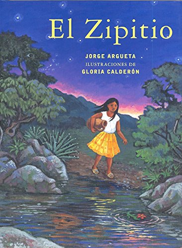 El Zipitio (Spanish Language Edition) by Groundwood Books