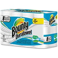 Bounty Duratwl Rl-Twl 2Ply 11X9 Whi 8