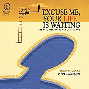 Excuse Me, Your Life is Waiting Hörbuch