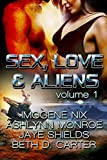 Sex, Love, and Aliens, Volume 1