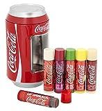 Coca-Cola Lip Smacker Classic Can Tin, 6-pc Lip