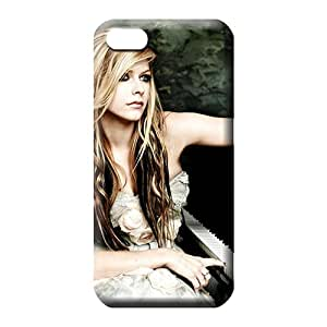iphone 5 5s Impact PC Eco-friendly Packaging mobile phone covers avril lavigne