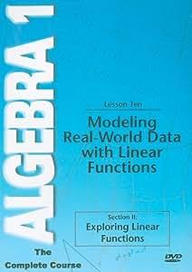 Modeling Real World Data Line
