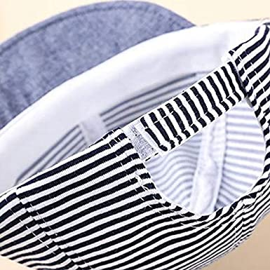 Wicemoon Ni/ños Ni/ñas Sombrero de Pescado de Dibujos Animados Lindo Sombrero de Sol Gorra de B/éisbol Azul