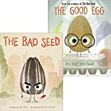 The Good Egg and The Bad Seed 2-Book Set