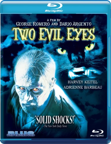 Two Evil Eyes Harvey Keitel product image