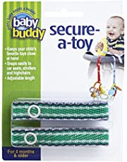 Baby Buddy 2 Piece Secure-A-Toy