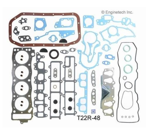 TOYOTA SOHC 22R 22RE 2.4L 1985-1995 FULL ENGINE REBUILD GASKET SET KIT by Enginetech