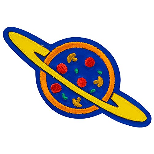 ton Patch Iron u0026 seal amphibious alien emblem D01Y5877 ()