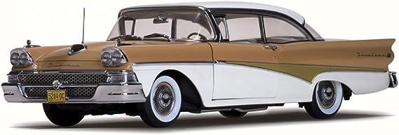 1958 neo 1:43 47246 Ford Fairlane 500 hardtop turquesa claro//blanco New *