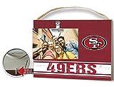 KH Sports Fan Clip It Colored Logo Photo Frame San Francisco 49ers