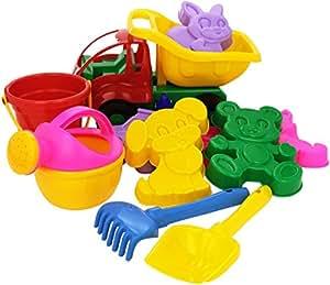 Polesie - Set de juguetes de playa Kipper (PW4573)