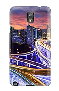 Julian B. Mathis's Shop Best Anti-scratch Case Cover TashaEliseSawyer Protective Hong Kong Case For Galaxy Note 3 2766399K67443814