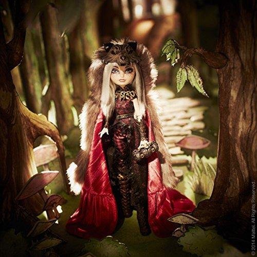 Ever After High Cerise Wolf 2014 Sdcc Comic Con Exclusive