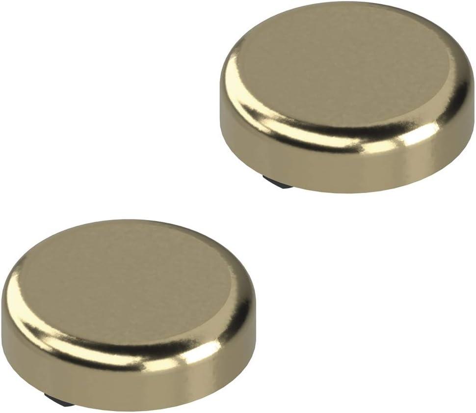 Bisagra para puerta de cristal Gedotec 75T4100 con cierre automático de clip, bisagra para muebles con placa de montaje, 2 piezas, bisagra para maceta 94° para vitrinas de cristal, Plateado