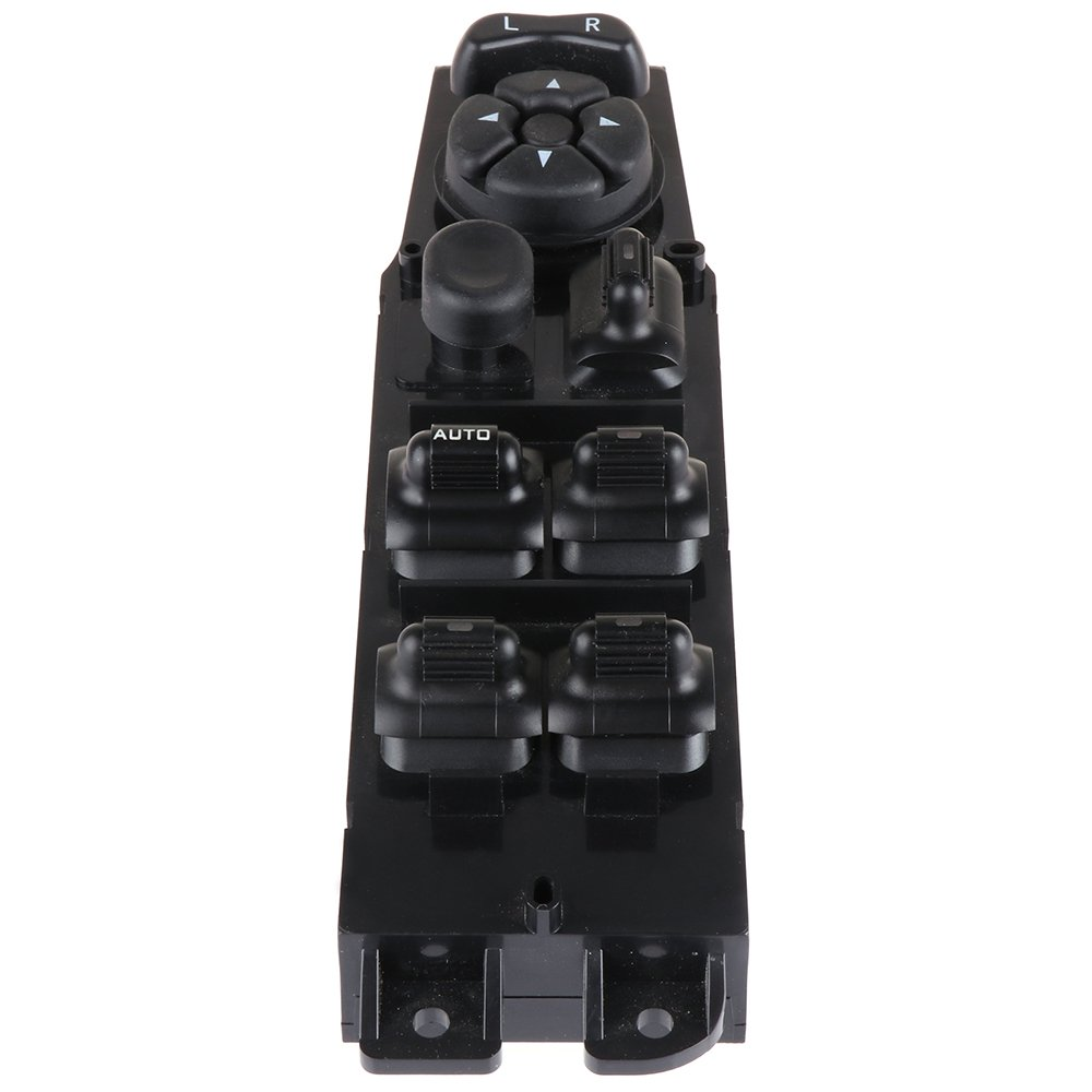 Power Window Switch Replacement fit for 1997-2001 Jeep Cherokee Front Left Driver Side Master Control Switch Automotive Replacement Parts 56009449AC 68171681AA