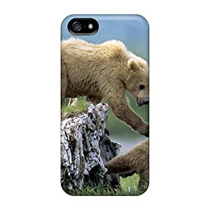 For Iphone 5/5s Premium Tpu Case Cover Cubs Protective Case wangjiang maoyi
