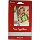 "CanonInk Glossy Photo Paper 4""x 6"" 100 Sheets (1433C001)"