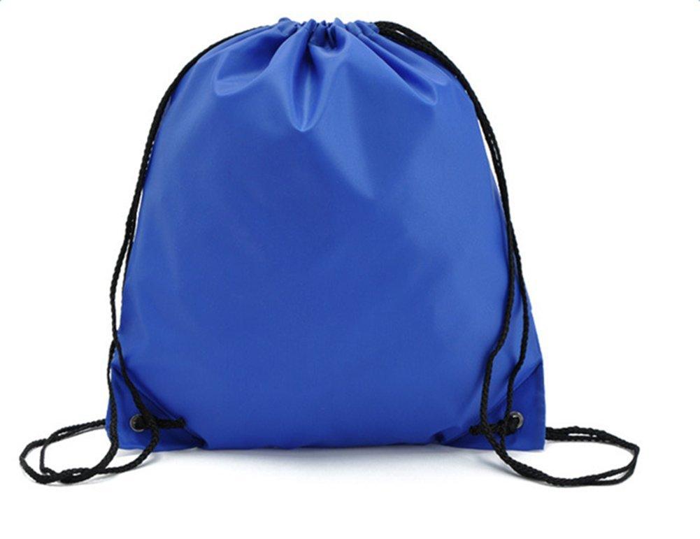 Yonger Drawstring Bag Pack Oxford cloth Folding Travel Sport Storage Drawstring Backpack Sack Bag Tote Bags by Yonger (Image #4)