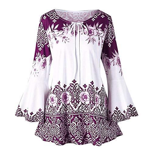 - Adeliber Vintage t Shirts Kikisa Wanderlust O-Neck Tank Tops Women Letter Print Casual Sleeveless Vest T-Shirt Purple