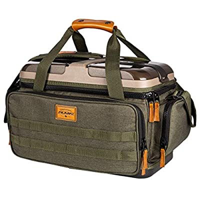 Plano A-Series 2.0 Quick-Top 3700 Tackle Bag, Includes Four 3700 Tackle Storage Stows