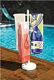 HydroTools by Swimline Poolside Towel Rack