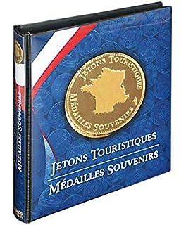 Album Pour Médailles Souvenirs Amazonfr Jeux Et Jouets