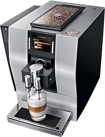 Amazon.com: Jura Z6 aluminio cafetera de espresso: Kitchen ...