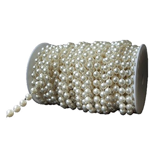Pearls Crystal Flowers Wedding Decoration product image