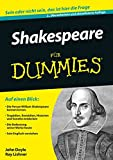 img - for Shakespeare Fur Dummies (German Edition) book / textbook / text book