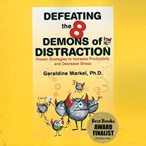Defeating the 8 Demons of Distraction Audiobook