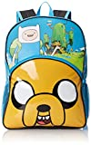 FAB Starpoint Big Boys' Adventure Time Backpack, Multi, One Size