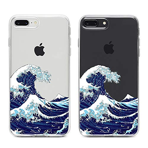iPhone uCOLOR Japanese Transparent Protective product image