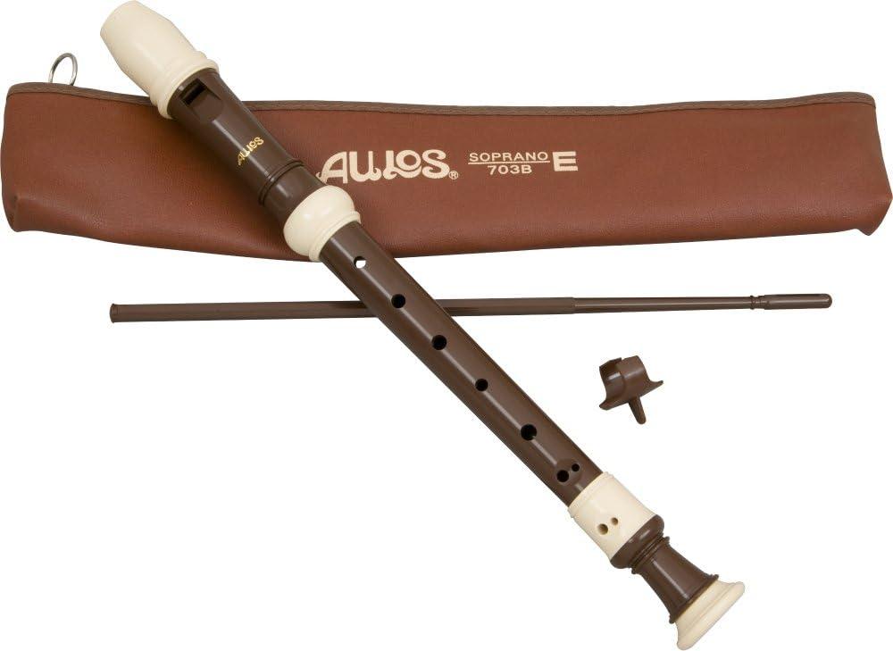 Plastic flute