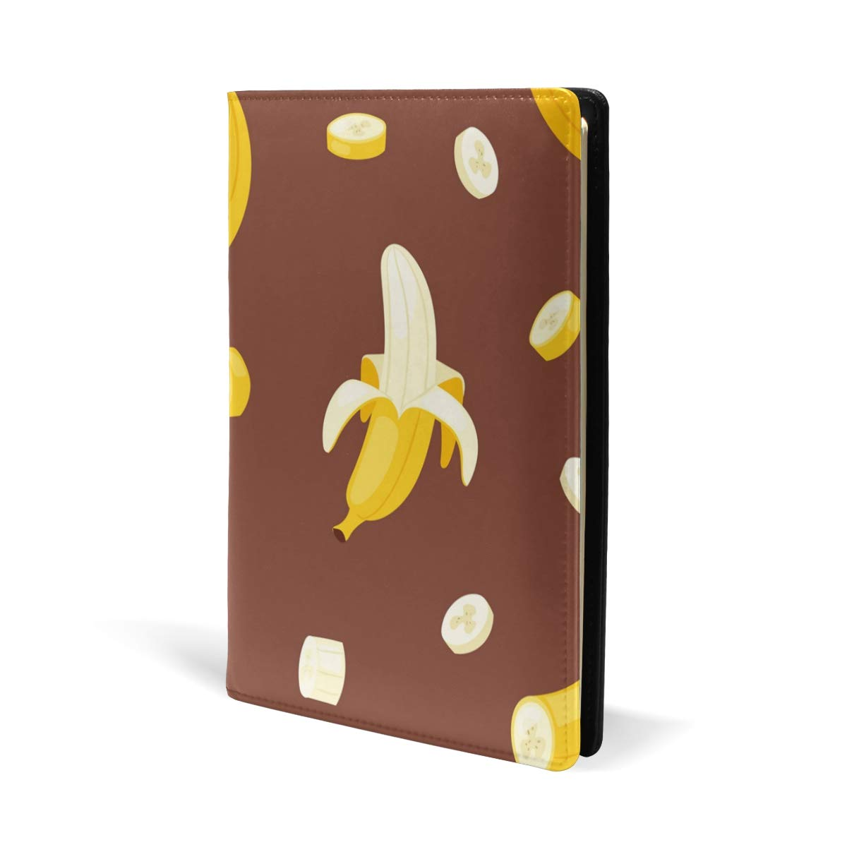 Book Covers A5 Notebook Textbook School Educational Supplies Office Homecoming Banana