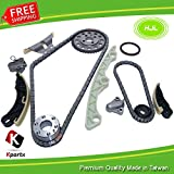 Timing Chain Kit Fit MAZDA 3 6 CX-7 2.2L DIESEL Engine MZR-CD Turbo R2AA 2007-2013 with Gears