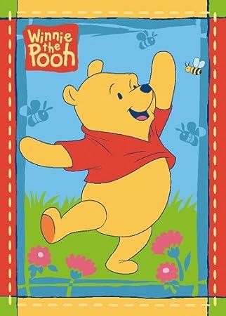 Disney Winnie The Pooh Happy Pooh Rug (6)