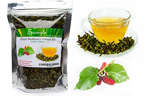 Organic White Mulberry Leaf Tea,Blood Sugar Balance,Can help reduce cholesterol,Boosts Immune System,Helps with Weight Loss 40g