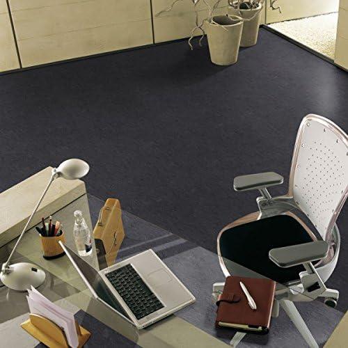 Design Slate Anthracite 0220 Vinyl Fu/ßbodenbelag 5m/² pro Paket Vinylboden Gerflor selbstklebende Vinyl-Fliesen