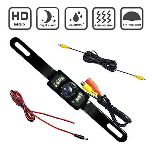 AIDOUT Rear View Camera Waterproof