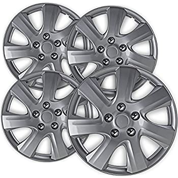 Amazon.com: 16 inch Hubcaps Best for 2010-2011 Toyota ...