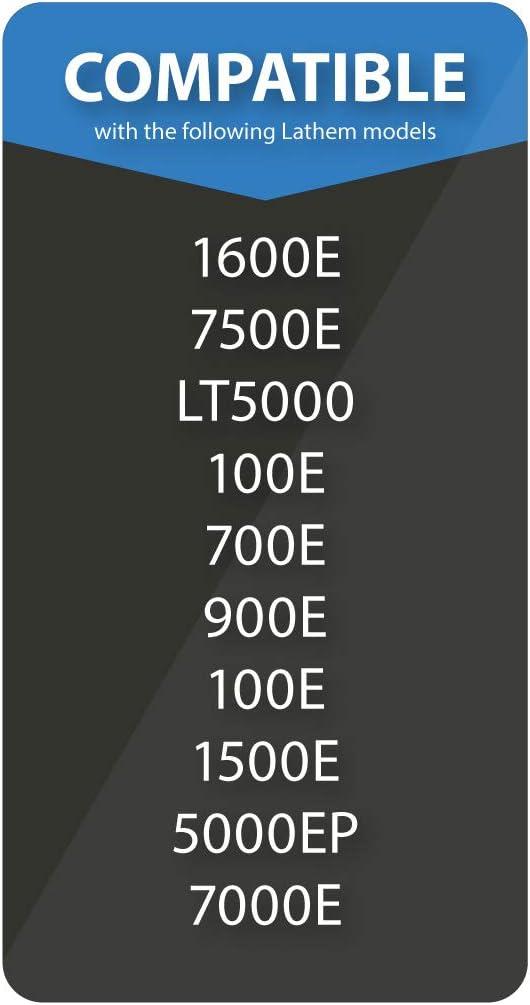 Latham 900E 1000E 1500E 5000EP 7000E Time Clock Ribbon