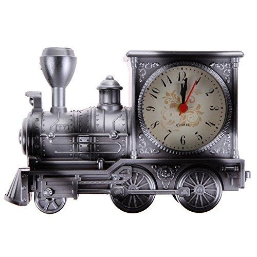DJDesigns Custom Steam Engine Train Clock