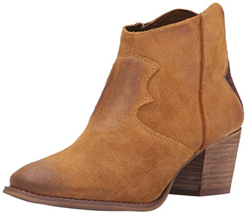 Donna Pescatore Marc Stefani Western Boot Deep Cuoio