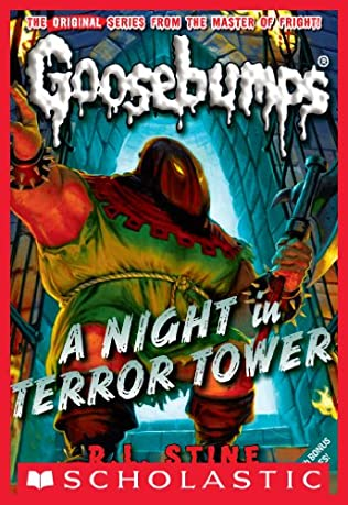 book cover of A Night in Terror Tower