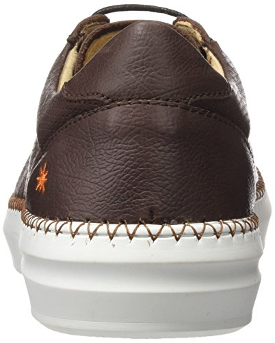 Homme Art Basses brown Sneakers Tibidabo Memphis 1340 Marron aavHxB