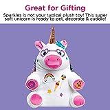 Creativity for Kids Sequin Pets Stuffed Animal