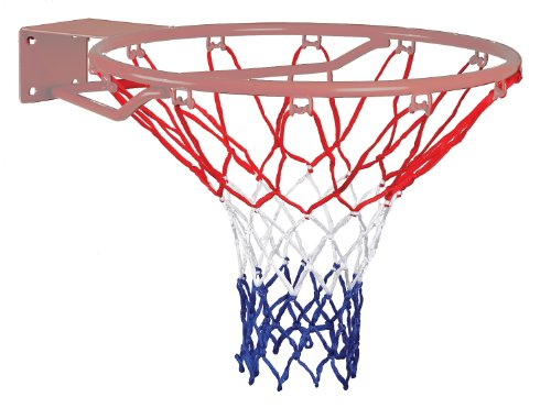 Regent MacGregor Basketball Net (Red/White/Blue, Small)