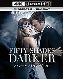 フィフティ・シェイズ・ダーカー  (4K ULTRA HD + Blu-rayセット) [4K ULTRA HD + Blu-ray]