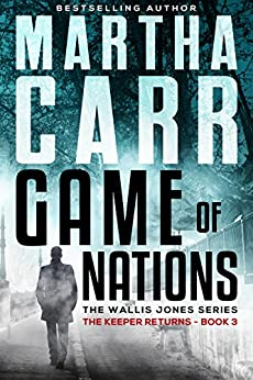 The Keeper Returns (Game of Nations Book 3) by [Carr, Martha]